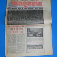 Ziarul REVISTA MAGAZIN 24 martie 1984 (01079