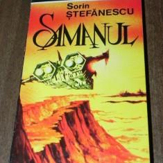 SORIN STEFANESCU - SAMANUL. Sf 77678 - Carte SF