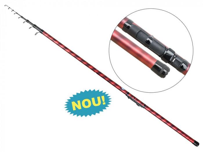 Lanseta fibra de carbon Mystic Bolo MX600 Baracuda 6metri Actiune: A: 5-20g 2015 foto mare