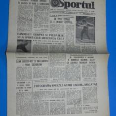 ZIARUL SPORTUL 5 FEBRUARIE 1982 (01067