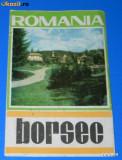 Harta turistica BORSEC - OJT HARGHITA