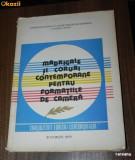 MADRIGALE SI CORURI CONTEMPORANE PENTRU FORMATIILE DE CAMERA - COMPOZITORI ROMANI CONTEMPORANI. partituri