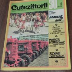 REVISTA CUTEZATORII 1969 - NR 30