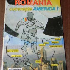 GEORGE TITUS ALBULESCU - ROMANIA CUCERESTE AMERICA! - Carte sport