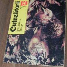 REVISTA CUTEZATORII 1969 - NR 13