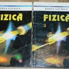 DOINA GAVRILA - FIZICA. VOL 1-2 - Culegere Fizica