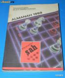 ALMANAH PLANETA SAH LITERATURA SI JOCURILE MINTII 1989 (02333