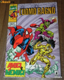 L UOMO RAGNO SPIDER-MAN marvel comics benzi desenate limba italiana nr 122 1993