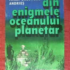 MIHAI ANDRIES - DIN ENIGMELE OCEANULUI PLANETAR - Carte ezoterism
