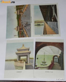 LOT 4 CARTI POSTALE JAPONIA. NECIRCULATE. vederi. ilustrate, Necirculata, Printata