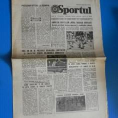 ZIARUL SPORTUL 29 IANUARIE 1982 (01064