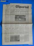 ZIARUL SPORTUL 20 MAI 1988 (01050