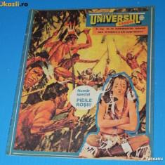 UNIVERSUL COPIILOR -1991 - 19-20 - SPECIAL PIEILE ROSII, 5 PAGINI BENZI DESENATE - Reviste benzi desenate