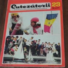 REVISTA CUTEZATORII 1968 - NR 23