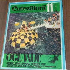 REVISTA CUTEZATORII 1970 - NR 11