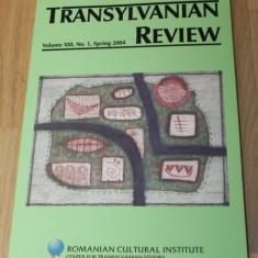 TRANSYLVANIAN REVIEW NR 1 / 2004 - Revista culturale