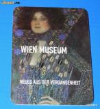 Pliant turistic muzeele vienei. Wien museum