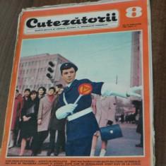 REVISTA CUTEZATORII 1968 - NR 8