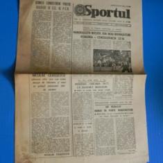 ZIARUL SPORTUL 9 FEBRUARIE 1982 (01065