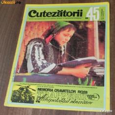 REVISTA CUTEZATORII 1969 - NR 45