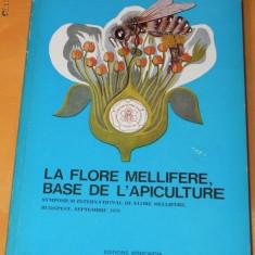 APIMONDIA. LA FLORE MELLIFERE, BASE DE L APICULTURE. APICULTURA. ALBINARIT