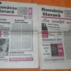 REVISTA ROMANIA LITERARA 1994 - NR 51-52 - Revista culturale