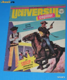 UNIVERSUL COPIILOR -1990 NR 25-26 - BENZI DESENATE valentin tanase