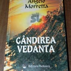 ANGELO MORRETTA - GANDIREA VEDANTA