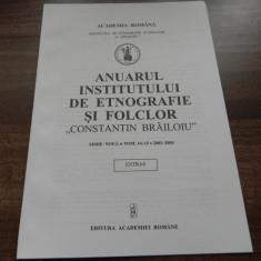 COMUNICARE SI IMAGINE ETNOLOGICA in SAPTAMANALUL ROMANILOR DIN UNGARIA. Extras - Carte folclor