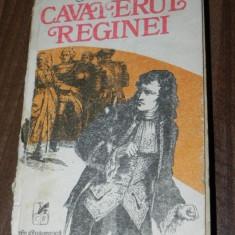 ALEXANDRE DUMAS - CAVALERUL REGINEI - Carte de aventura