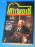 HITCHCOCK PRESENTE HISTOIRES A LIRE TOUTES PORTES CLOSES - ASIMOV, STURGEON, ALLAN DEAN FOSTER(00688