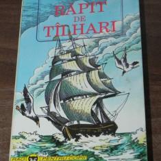 R L STEVENSON - RAPIT DE TALHARI. colectia rao pentru copii - Carte educativa