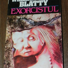 WILLIAM PETER BLATTY - EXORCISTUL. horror - Carte Horror