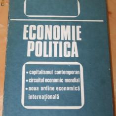 ECONOMIE POLITICA - CAPITALISMUL CONTEMPORAN, CIRCUITUL ECONOMIC MONDIAL 1977