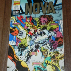 NOVA - marvel comics semic REVISTA benzi desenate limba franceza NR 211 1995 - Reviste benzi desenate