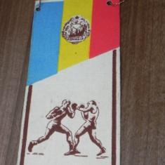 De colectie FANION BOX ROMANIA. perioada comunista - Fanion fotbal