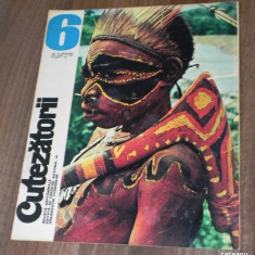 REVISTA CUTEZATORII 1972 - NR 6