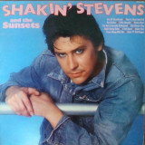 Shakin' Stevens and The Sunsets (1981, Hallmark) Disc vinil album original U.K.