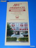 PLIANT turistic MINERVA HOTEL UNGARIA