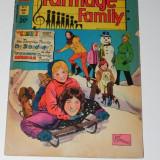 CHARLTON COMICS - PARTRIDGE FAMILY NR 9/1972. BENZI DESENATE - Reviste benzi desenate