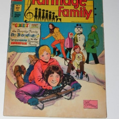 CHARLTON COMICS - PARTRIDGE FAMILY NR 9/1972. BENZI DESENATE - Reviste benzi desenate Altele