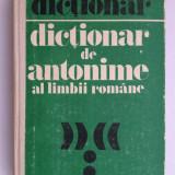 Marin Buca, Onufrie Vinteler - Dictionar de antonime al limbii romane