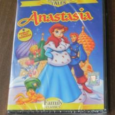 DVD nou ORIGINAL SIGILAT DESENE ANIMATE ANASTASIA subtitrare SI DUBLAT in romana - Film animatie Altele