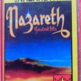 NAZARETH GREATEST HITS, Casete audio