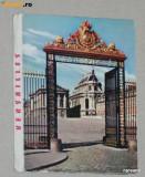 Pliant 12 ilustrate COLOR VERSAILLES. FRANTA, Necirculata, Printata