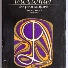 Florenta Sadeanu - Dictionar de pronuntare