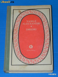VASILE ALECSANDRI - DRIDRI. proza (02443 aur, 1987