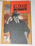 I G DUCA - MEMORII vol 1 Neuralitatea partea 1 1914-1915