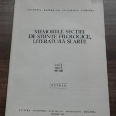 ALEXANDRU DOBRE - GEORGE ENESCU LA ACADEMIA ROMANA extras - Carte folclor