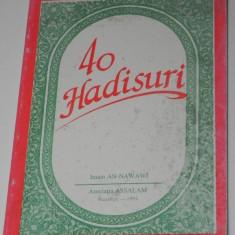 IMAM AN-NAWAWI - 40 HADISURI